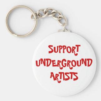 ARTISTES SOUTERRAINS DE SOUTIEN PORTE-CLÉS