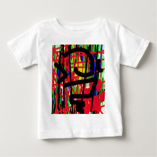 Artistic abstraction baby T-Shirt