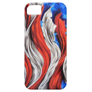 Artistic American Flag iPhone 5 Covers