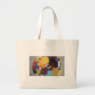 Artistic Anarchy Large Tote Bag