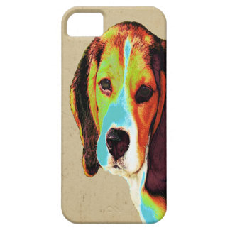 Artistic Beagle iPhone 5 Covers