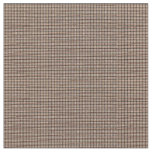 Artistic Burlap Brown Beige Tan Weave Funky Fabric