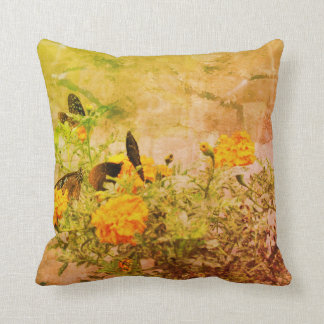 Artistic Butterfly Cushion