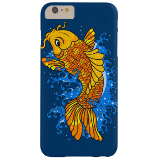Artistic Colorful Koi Barely There iPhone 6 Plus Case