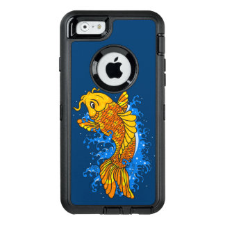 Artistic Colorful Koi OtterBox iPhone 6/6s Case