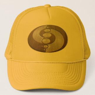 Artistic Crop Circle Trucker Hat