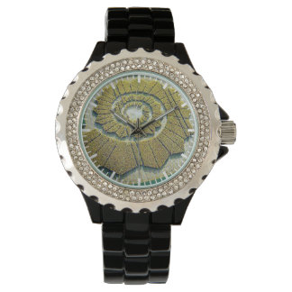 Artistic Crop Circle Watches
