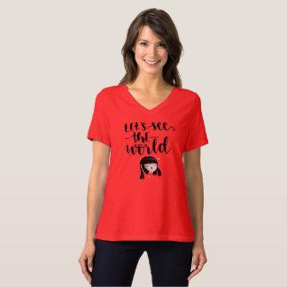 Artistic design t-shirt