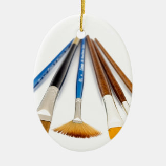Artistic Flair Ceramic Ornament