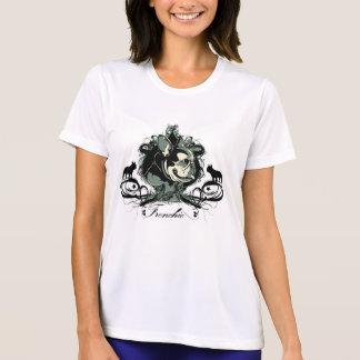 Artistic French Bulldog Projekt Dog Design T-Shirt