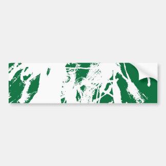 Artistic green texture