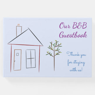 Artistic Home and Tree Bed & Breakfast Guestbook