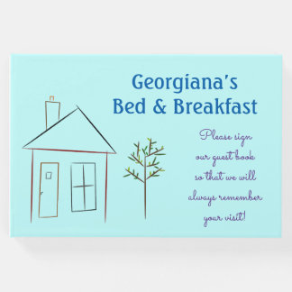 Artistic Home & Tree Bed-and-Breakfast Guestbook
