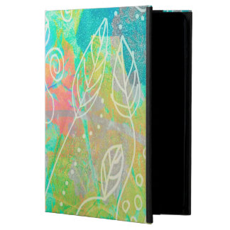 artistic ipad air case colorful nature design