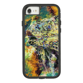 Artistic Lizard Phone Case