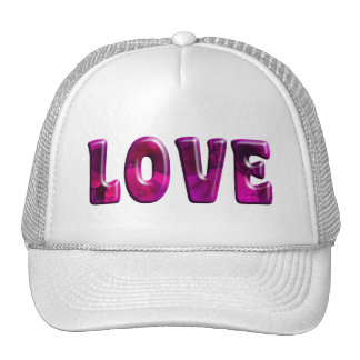 Artistic Love Baseball Cap Trucker Hat