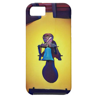Artistic Mounted Bell Naive Of Church iPhone 5 Cover