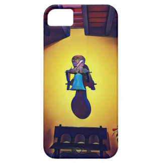 Artistic Mounted Bell Naive Of Church iPhone 5 Covers