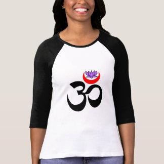Artistic Om - Long-Sleeve Yoga Shirts