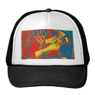 Artistic Physic Tarot Reading Trucker Hat
