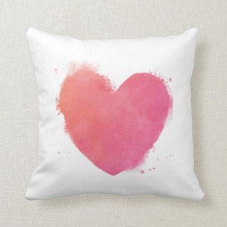 Artistic pillow color