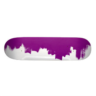 Artistic purple texture/Tableau de Skate