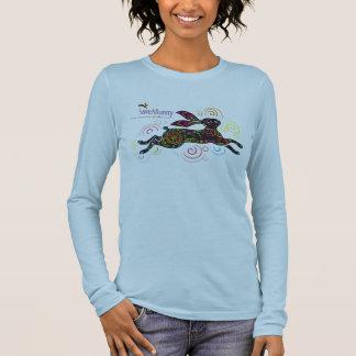 Artistic Rabbit Long Sleeve T-Shirt