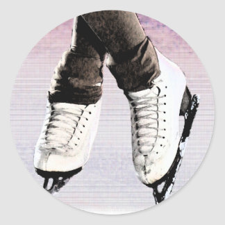 Artistic Skates Stickers