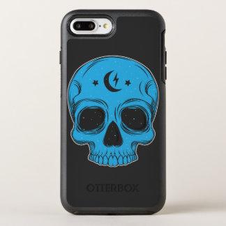 Artistic Skull Illustration OtterBox Symmetry iPhone 7 Plus Case