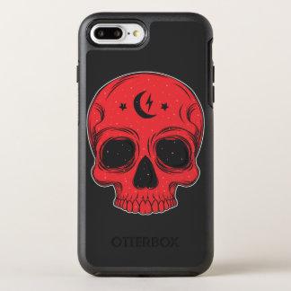 Artistic Skull Illustration OtterBox Symmetry iPhone 8 Plus/7 Plus Case