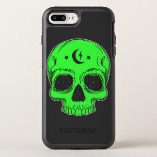 Artistic Skull OtterBox Symmetry iPhone 7 Plus Case