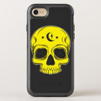 Artistic Skull OtterBox Symmetry iPhone 8/7 Case