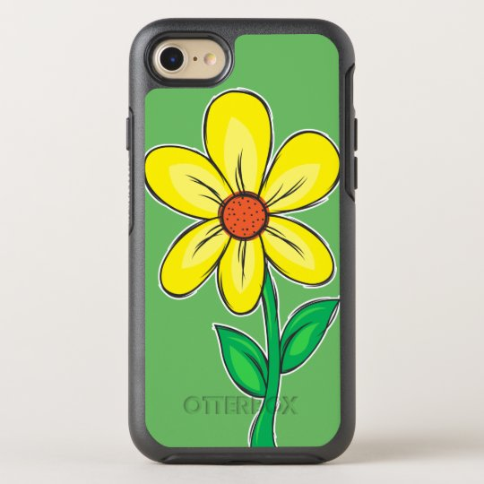 Artistic Spring Flower OtterBox Symmetry iPhone 8/7 Case