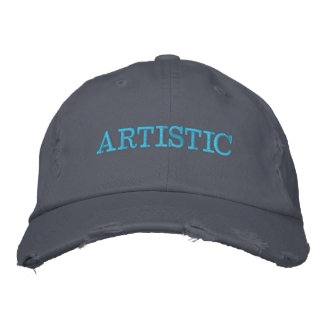 ARTISTIC STYLE HAT