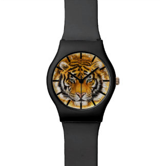 Artistic Tiger Face May28th Watch