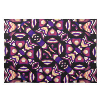 Artistic Tribal American MoJo Placemats