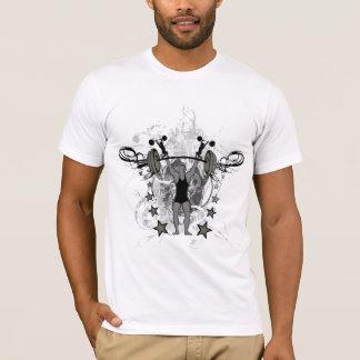Artistic Weightlifter bodybuilder t-shirt