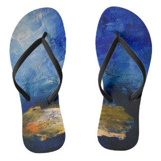 Artistis Custom Adult, Slim Straps Flip Flops