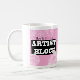 Artists Block Coffee Mug