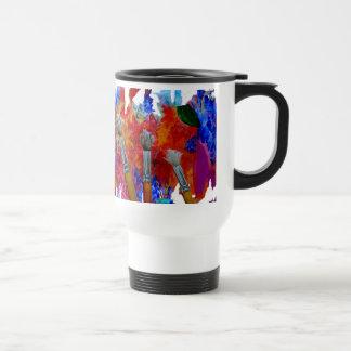 Artist's Commuter Mug