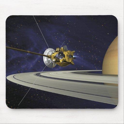 Artists concept of Cassini Mousepads