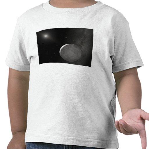 Artist's concept of Kuiper Belt object Shirts