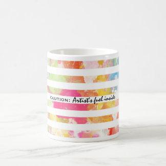 Artist's fuel coffee mug