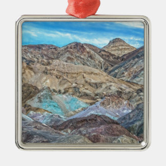 (Artist's Palette) Death Valley National Park Metal Ornament