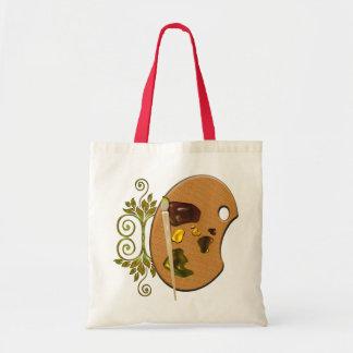 Artists Palette Tote Bag