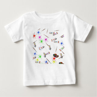 Artists tools baby T-Shirt