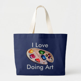 Artists Tote Bags Art Crafts Painting Artist Gifts