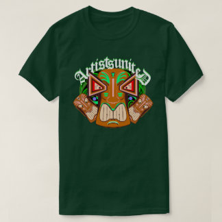 Artists United Cool Triple Tiki Shirts