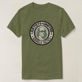 Artists United Guerilla Tactics T-Shirt