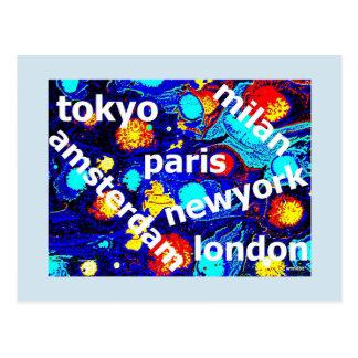 Artmiabo postcards